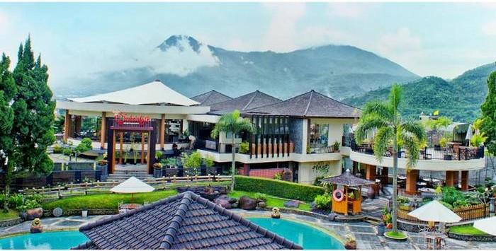 Keindahan Alam Kota Batu Malang Menjadi Destinasi Wisata ...